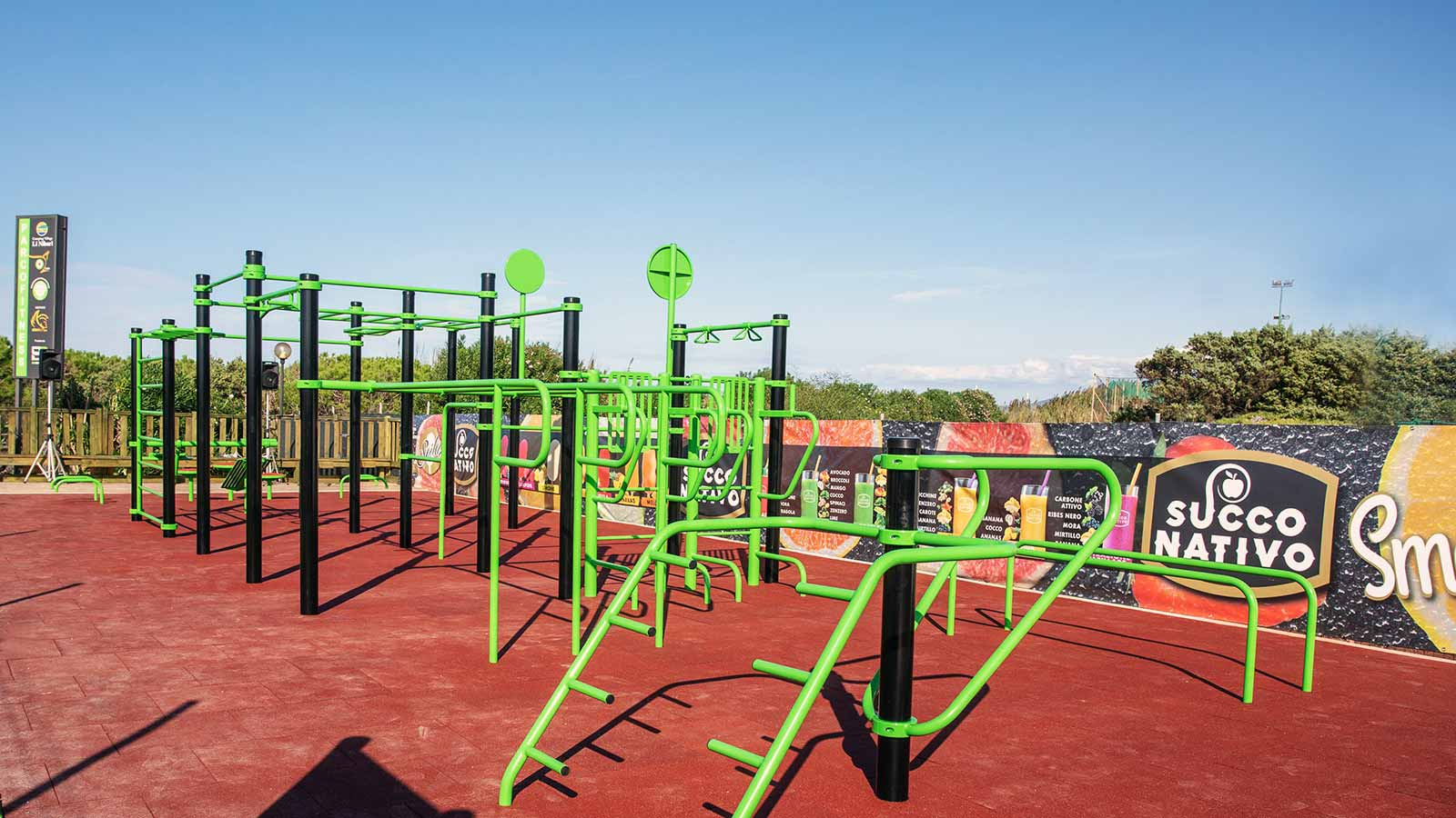 parco fitness